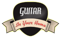 Company Logo Image - Guitar Lessons Crawley - Guitar In Your Home
