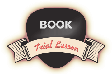 Book your trial guitar lessons in Crawley